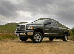 2007 Dodge Ram 2500 diesel
