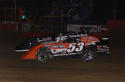 At the conclusion of the six-race Winternationals at East Bay, Cook held fifth place in the final DART Winternationals point standings. Photos by Rick Schwallie Photos.