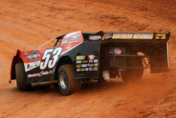 Ray Cook, and team D&R Motorsports recently finished in the top five at the Smokey Mountain Speedway, in Maryville, Tennessee