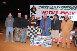 Ray Cook also won won the Bama Bash race in 2009. Photo by Thomas Hendrickson Photos.