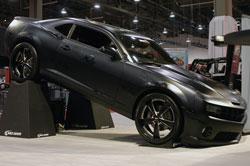 RCH Designs' 2010 Chevy Camaro SS