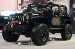 RCH Designs' 2007 Jeep Wrangler