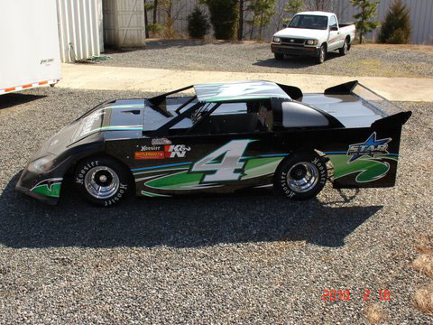 Hank Scott S Real Race Cars Come K N Equipped And Ready To Race