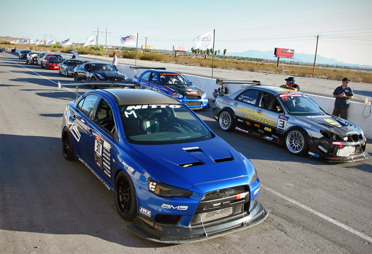 2008 Mitsubishi Lancer Evo X Dominates Redline Time Attack Series In Modified Awd Class