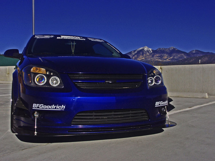 RedLion Motorsports Prepares 2006 Chevy Cobalt SS Turbocharged for ...