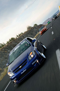 RedLion Motorsports would like to see this 2006 Chevy Cobalt achieve 200mph