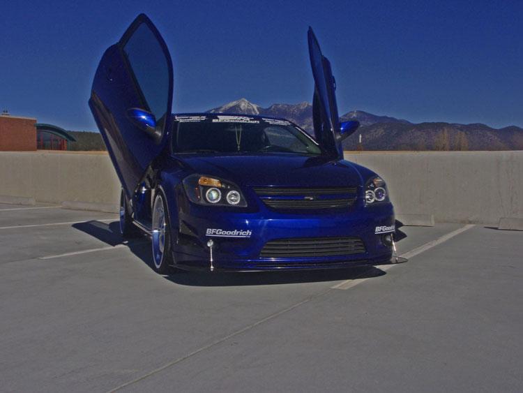 RedLion Motorsports Prepares 2006 Chevy Cobalt SS Turbocharged for