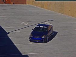 RedLion Motorsports will be displaying their Cobalt SS in the StreetGlow booth at SEMA 2010