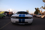 Front end of Reginald Heidemann's 2011 Dodge Challenger