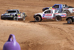 Team Renezeder's new Pro-2 landed on the podium in the opening rounds of LOORRS
