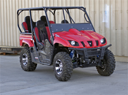 2008-2011 Yamaha YXR700 Rhino