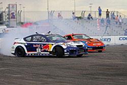 Rhys Millen Racing (RMR) Hyundai Genesis Coupe Drift Car