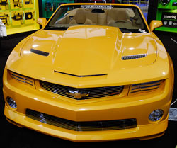 One-of-a-kind SEMA displayed 2013 Chevy Camaro 2SS/RS