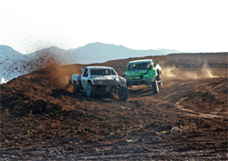 SoCal Super Pro Lite Truck with K&N products will next run in a LOORRS Series race in Primm, Nevada