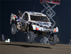 SoCal SuperTrucks piloted by Ricky James captured 5 out of 6 victories and one runner-up position this season