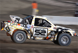 Short course off road racing is on the agenda for SoCal SuperTrucks in the 2010 season
