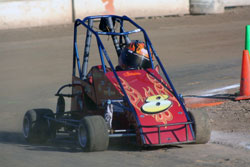 Last season Alyssa Riker Racing won the Modified Class Championship with 12 feature wins.