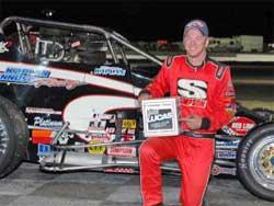 Ryan Kaplan wins at Altamont Raceway