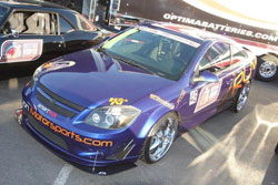 The Cobalt SS was Shane's first complete restore and the car they say got the ball rolling for RLM.