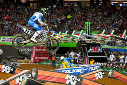 This partnership with CycleTrader.com allows the Rock River Yamaha program to truly compete with the factories as K&N's premier Team in Monster Energy Supercross..