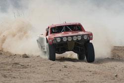 Roger Norman at SCORE Baja 1000