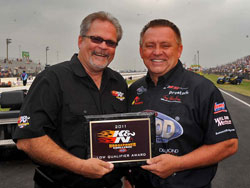 Ronnie Humphrey Claims First Career Pole at Royal Purple Raceway