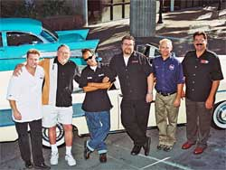 Crusin' Hall of Fame Inductees, photo by Route 66 Rendezvous Staff