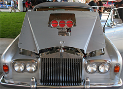 Builder named 1970 Silver Shadow, The World's Fastest Rolls Royce