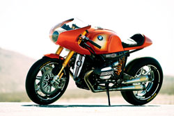 Roland Sands Design was recently commissioned to design a bike paying homage to the BMW R 90 S, a bike introduced to the public 40-years ago.