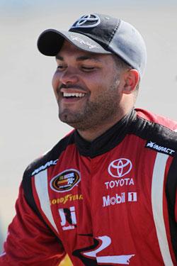 NASCAR K&N Pro Series East racer Ryan Gifford