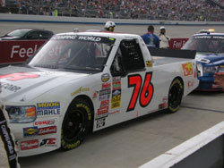 2009 was the second year Ryan Hackett Racing competed in the two NASCAR series