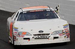 NASCAR K&N Pro Series East Driver Ryan Truex