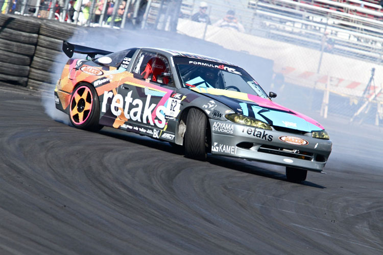 Ryan Tuerck And Retaks Racing Qualify At Formula Drift Round