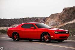 Sal Danley's Dodge Challenger