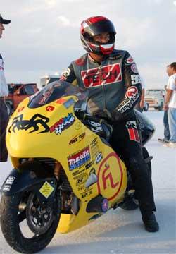 Jason McVicar of Team FL