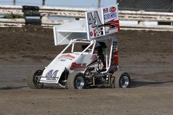Gio has won a staggering 16 races this year. He has dominated both in Jr. Sprints and now in his first Restricted 600 Division races.
