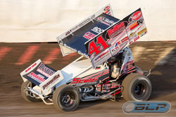 Dominic Scelsi has been racing since the young age of five, and is presently racing sprint cars for team Gary Scelzi motorsports.