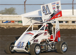 Lemoore and Visalia, California tracks are the next stops on the Scelzi racing circuit