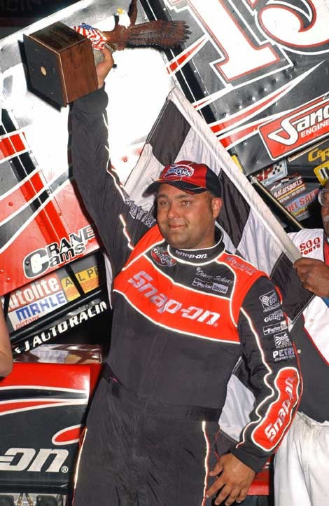 Schatz Win at Huset's