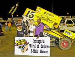Donny Schatz Returns to Victory Lane