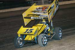 Donny Schatz Sprint Car