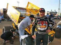 Donny Schatz earns Economaki Champion of Champions Award