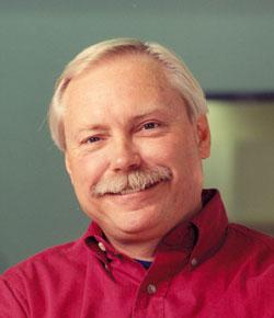 Steve Schmidt of Steve Schmidt Racing Engines