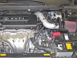 69-8614TS prototytpe installed in the 2007 Scion tC