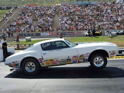 Scott Burton's Stock Eliminator at Firebird represented a perfect execution in his dial soft strategy.