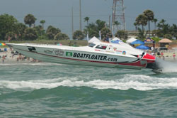 Scott Free Racing Is anticipating success throughout the remainder of the 2013 season and lis looking forward to racing in the Superboat International World Championships at Key West.