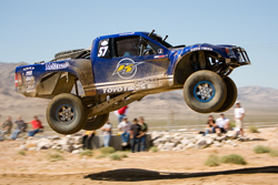 K&N Sponsored Trophy Truck Racer Scott Kincaid