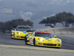 Corvette Racing's next event is the season opening Mobile 1 Twelve Hours of Sebring in Sebring, Florida in March of 2010, photo by GM Corp.
