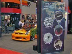 K&N SEMA Booth 2005