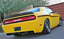 G5 Challenger Project Twisted will next be on display at the L.A. Auto Show in December